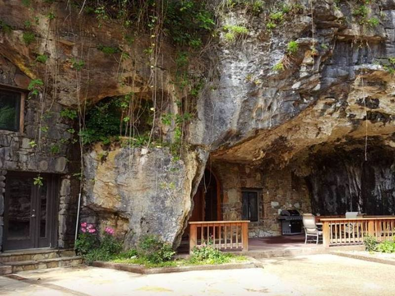 Beckham Creek Cave Lodge ảnh 1