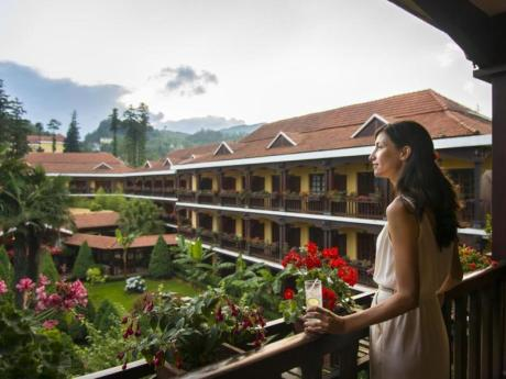 Victoria Sapa Resort & Spa 4 sao